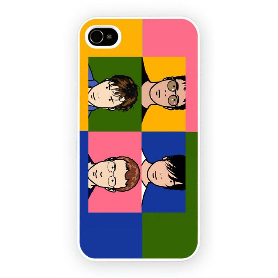 Blur - Popart iPhone 4 4s and iPhone 5 Case
