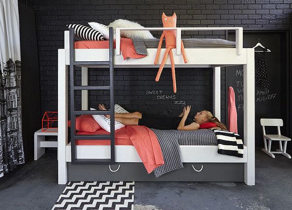 Six Best Bunk Beds For Modern Kids With Images Cool Bunk Beds