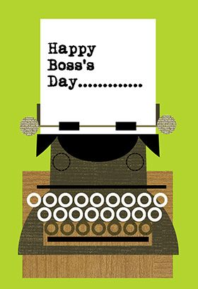 Crafty image regarding happy boss's day cards printable