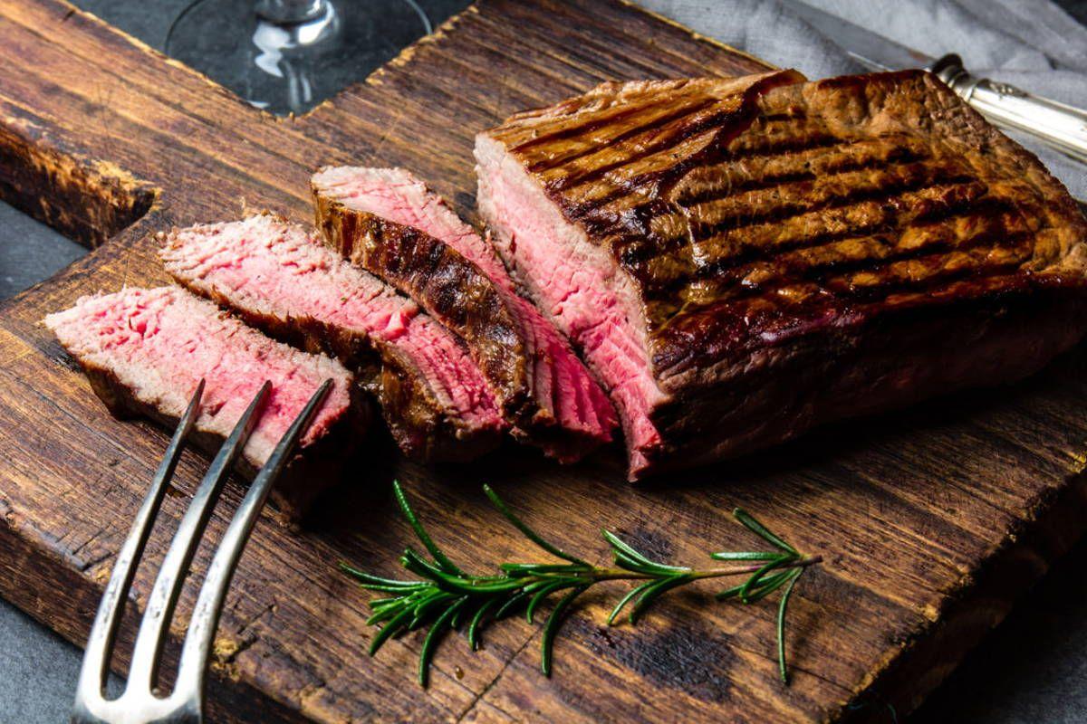 keto diet using round steak
