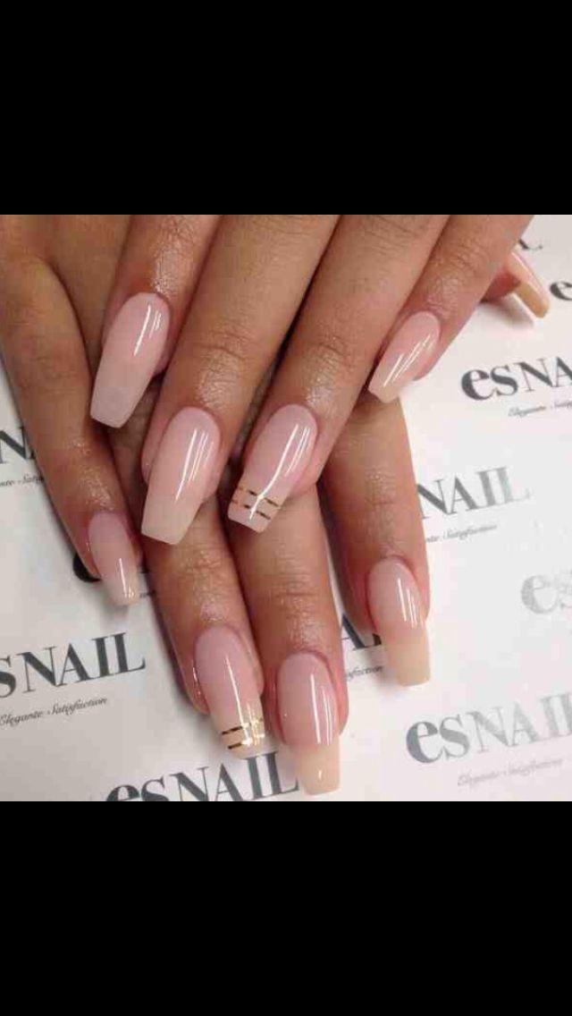 Clear Nails Acrylics Pinterest Nails Nail Arts And Nail Designs