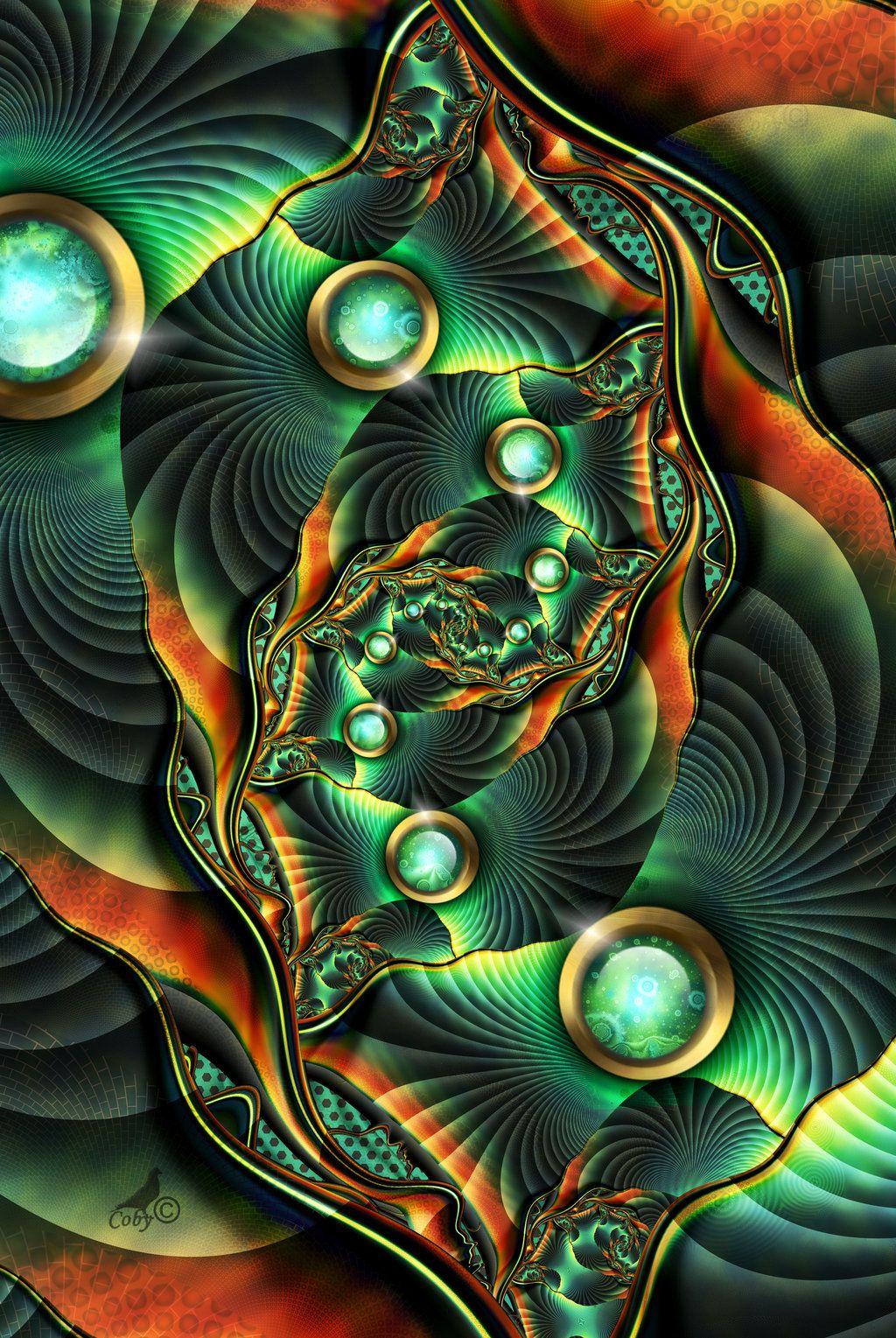 Parrotvalley Coby01 Deviantart Fractal Art