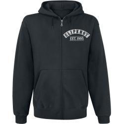 Photo of Slipknot Flaming Goat hooded jacket