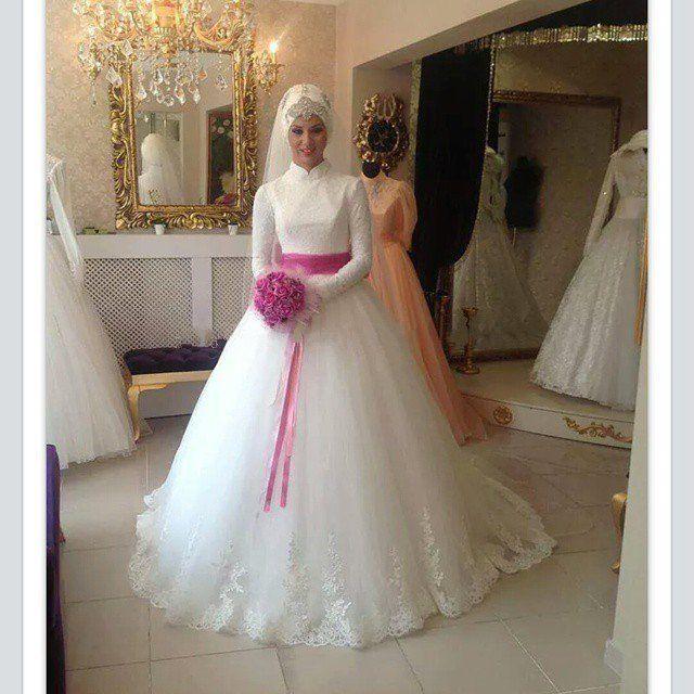 Rever d'une femme en robe blanche islam