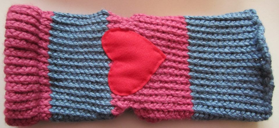 Loom Knitting Small Dog Sweater Pattern With Videos ...