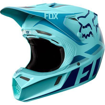 Fox Racing 2016 V3 Helmet Seca Ken Roczen Le Dirt Bike Gear