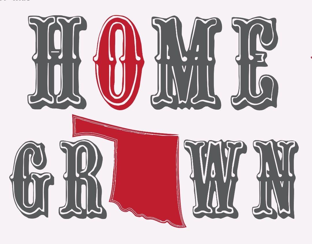 Home Grown, coming to a 3/4 sleeve baseball tee.