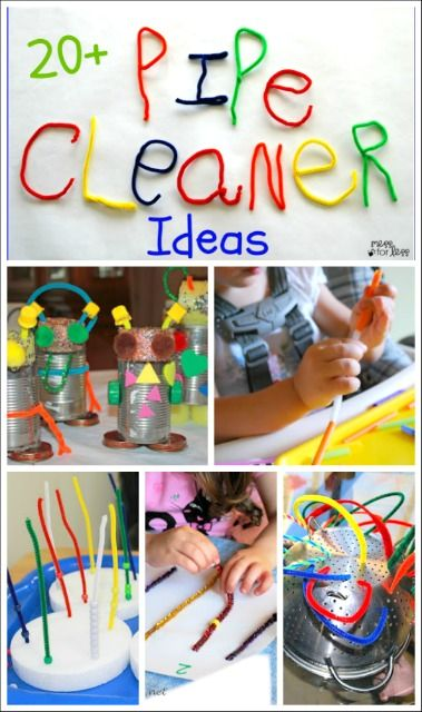 The Best Pipe Cleaner Crafts And Activities For Kids