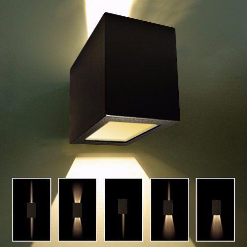 Bidireccional Novedoso De 5 Efectos Luces Para Exterior 550 00 Luces Luces Exteriores Paredes Iluminadas