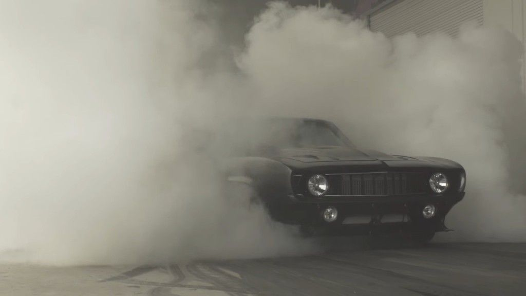 Chevrolet Camaro Car Smoke Wallpaper Cars Wallpapers Camaro Car