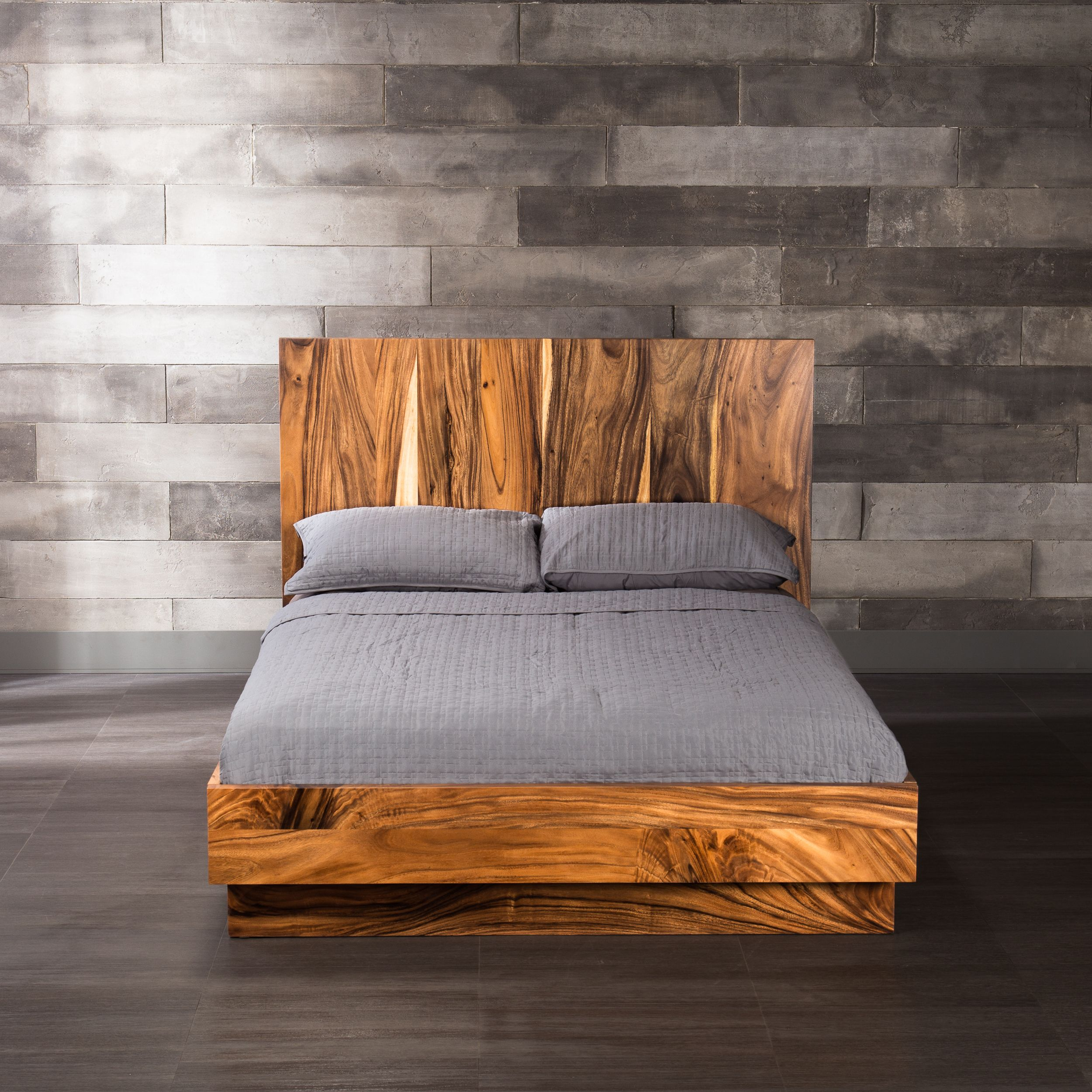Falling Into Dreams Is Easy Thanks To This Suar Bed That Handmade In Thailand