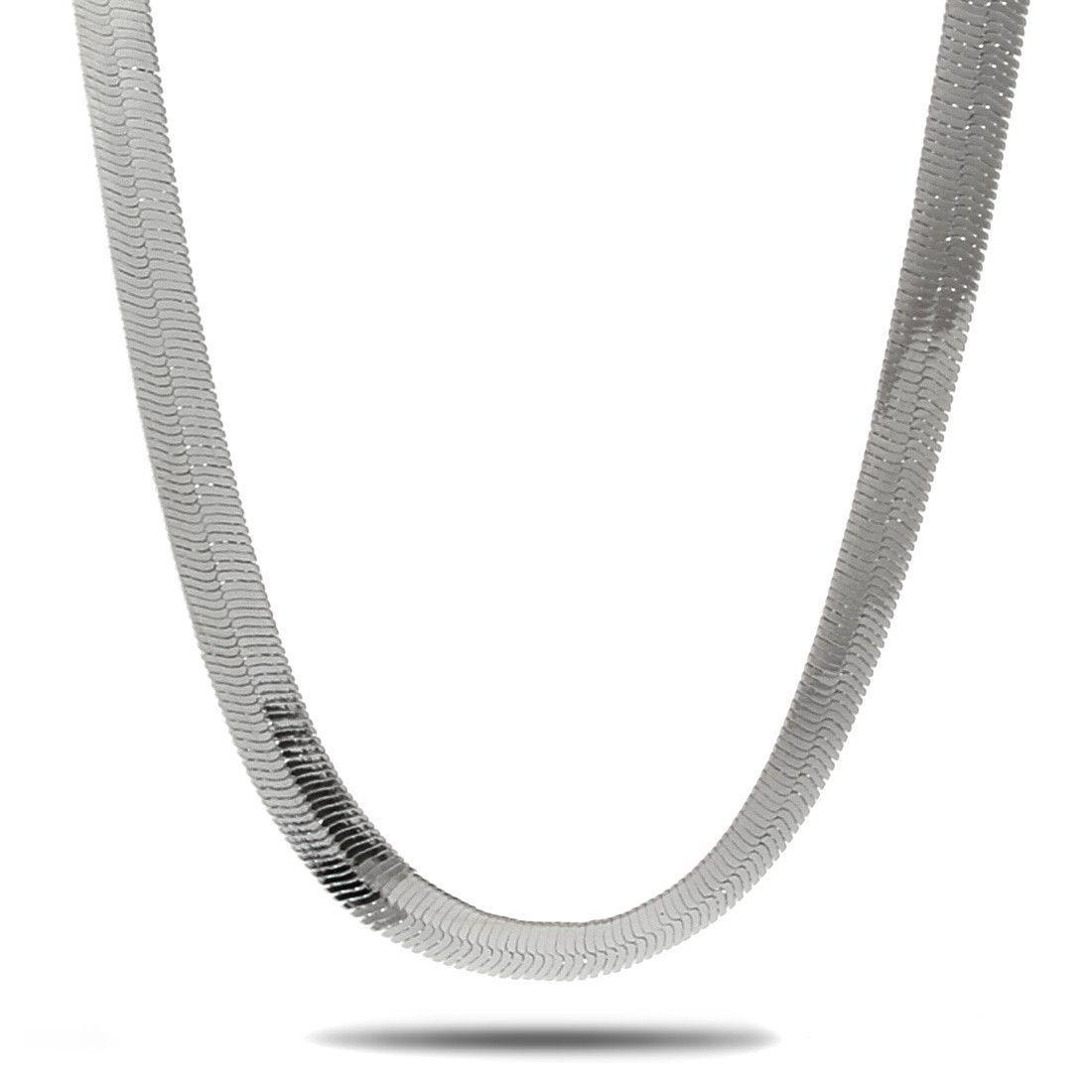 Gt hurleyburley man gt sterling silver men s snake chain bracelet - Gt Hurleyburley Man Gt Sterling Silver Men S Snake Chain Bracelet 33