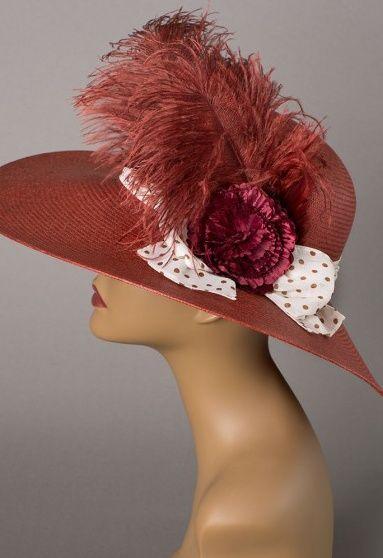 The Lady Diana Kentucky Derby hat, by Goorin Bros. #KentuckyDerby #DerbyHats