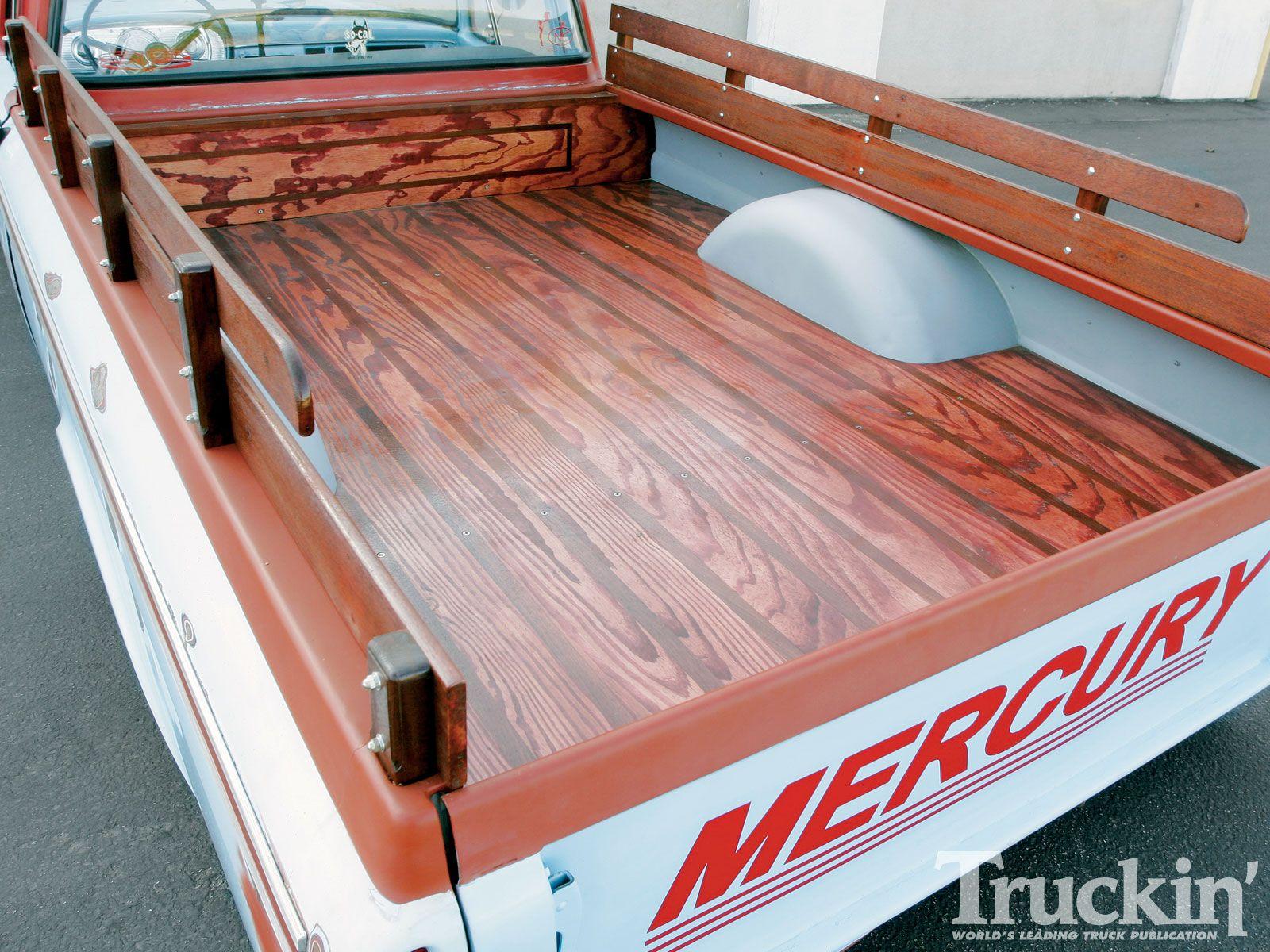 63 Mercury M100 Classic Pickup Trucks Pickup Trucks Decor