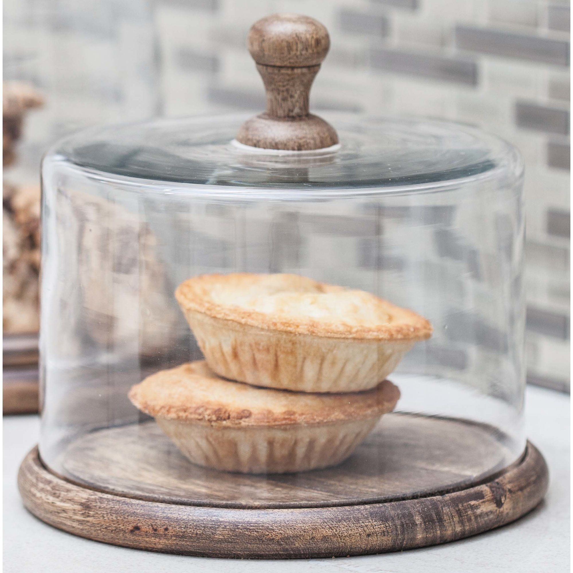 Cole grey glasswood cloches and water globes reviews