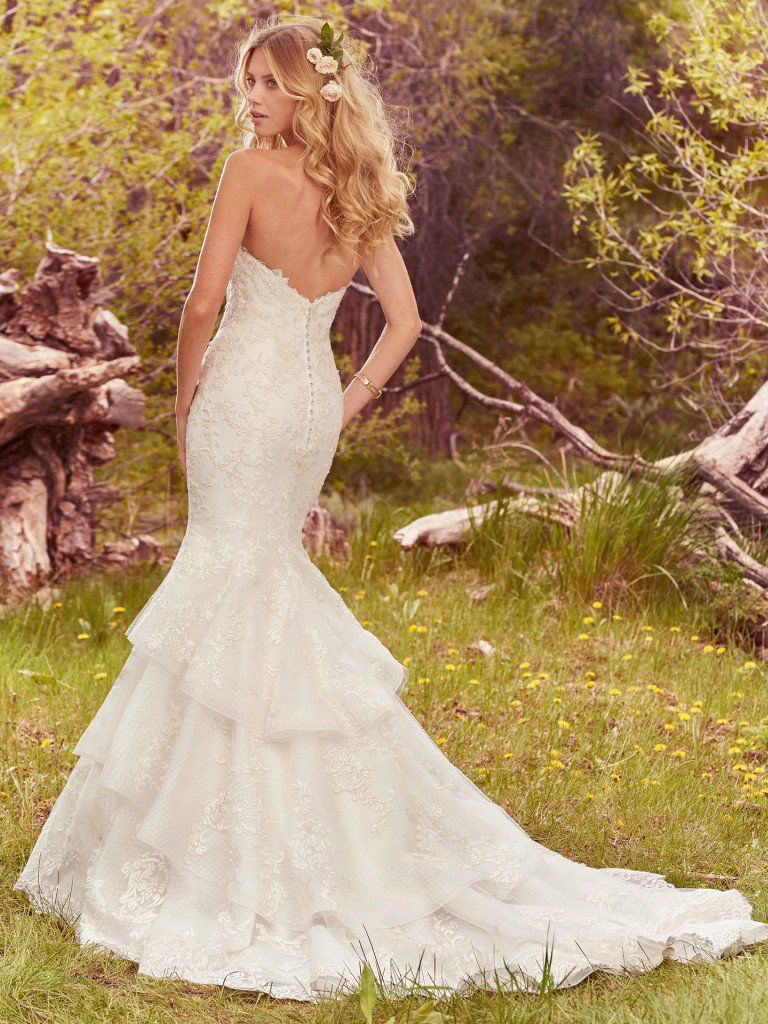 Wedding dresses spokane  Maggie Sottero Wedding Dresses  Pinterest  Mermaid gown Maggie