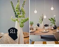 simple green plants in beakers