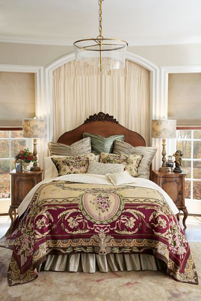 Cupola Tapestry Coverlet   Rose Tapestry Bedding, Tapestry Bedding Set, Tapestry  Bedding Collection |