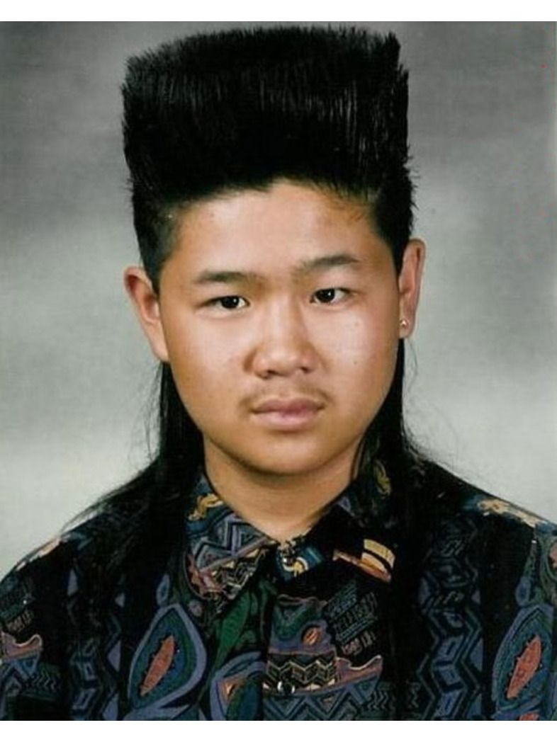Asian Mullet Pictures Google Search Work Styles Pinterest