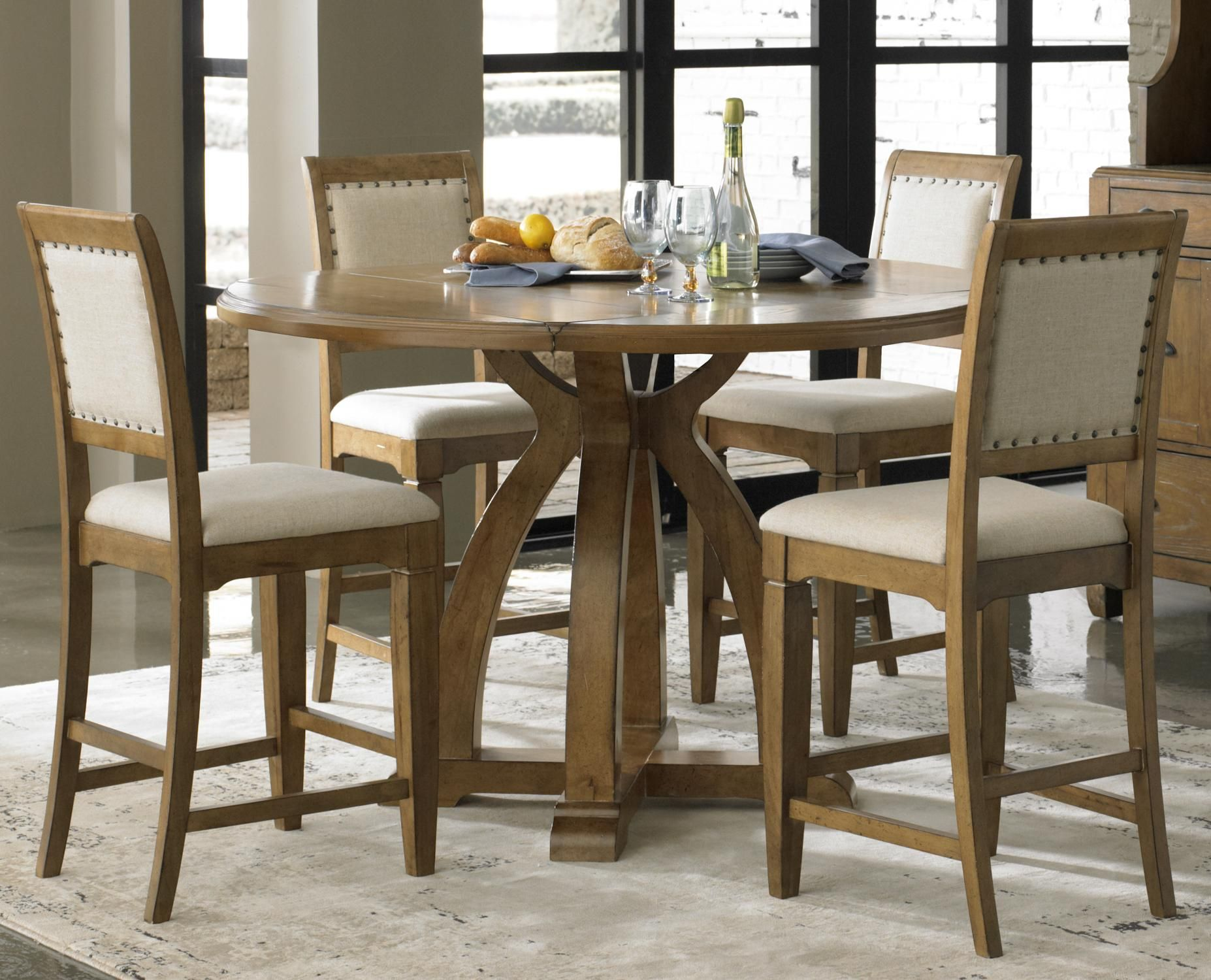 high end classic dining table and chair-in Dining Tables ...