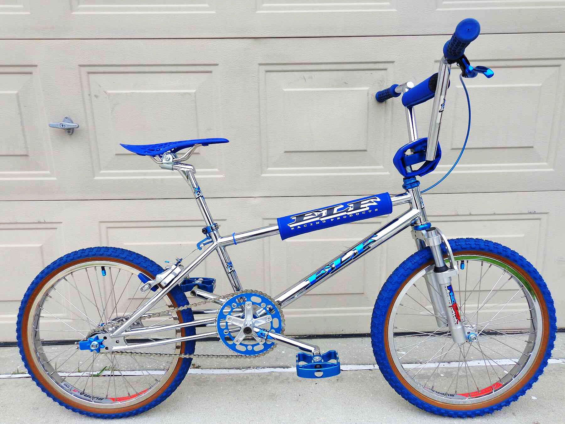 1993 Elf Doublecross Xl Vintage Bmx Bikes Bmx Bicycle Bmx Bikes