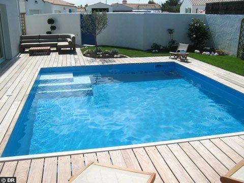 Une minipiscine pour un maxi plaisir Mini piscine