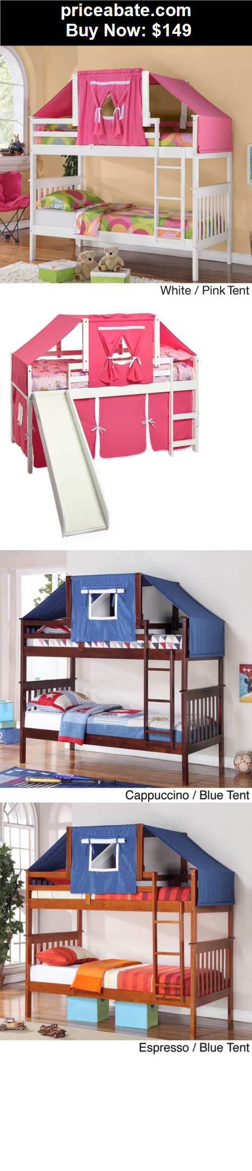 Kids Furniture Bunk Bed Tent Kit