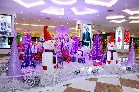 Những địa điểm vui chơi của người dân thủ đô mùa Giáng sinh