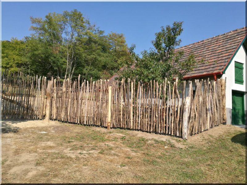 Zulu Zaun 7 9 Cm Garteneinfassung Bretter
