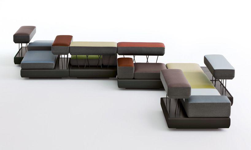 Osko + Deichmann: Plot Modular Seating For Brunner