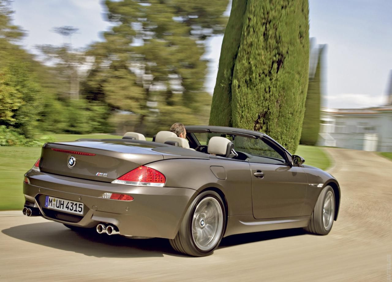 2007 BMW M6 Cabrio | BMW | Pinterest | Bmw m6 and BMW