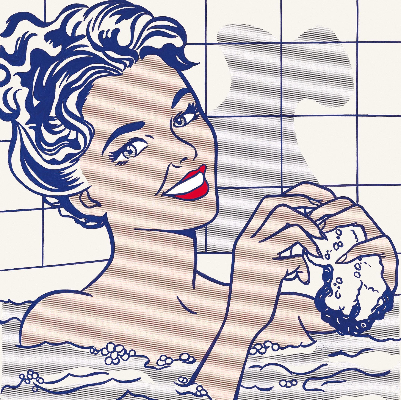 Pin Von Steve M Auf Art Roy Lichtenstein Lichtenstein Pop Art Roy Lichtenstein Pop Art Artpop