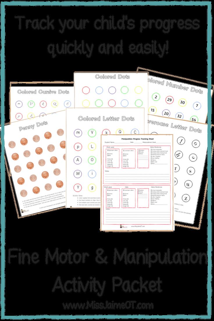How To Measure Progress With Your Child S Manipulation Skills Skills Progress Fine Motor Skills [ 1102 x 735 Pixel ]