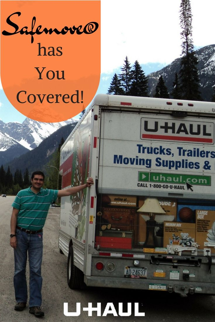 Moving Can Be An Exciting Adventure Full Of Spontaneous Moments Adding Safemove To Your Moving Truck Rental Can Provide U Haul Truck Moving Truck Rental Haul