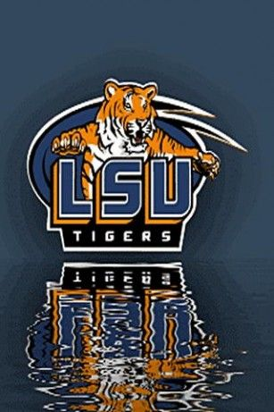 Lsu Tigers Logo Live Wallpaper For Android Lsu Tigers Lsu Tigers Logo Tiger Logo