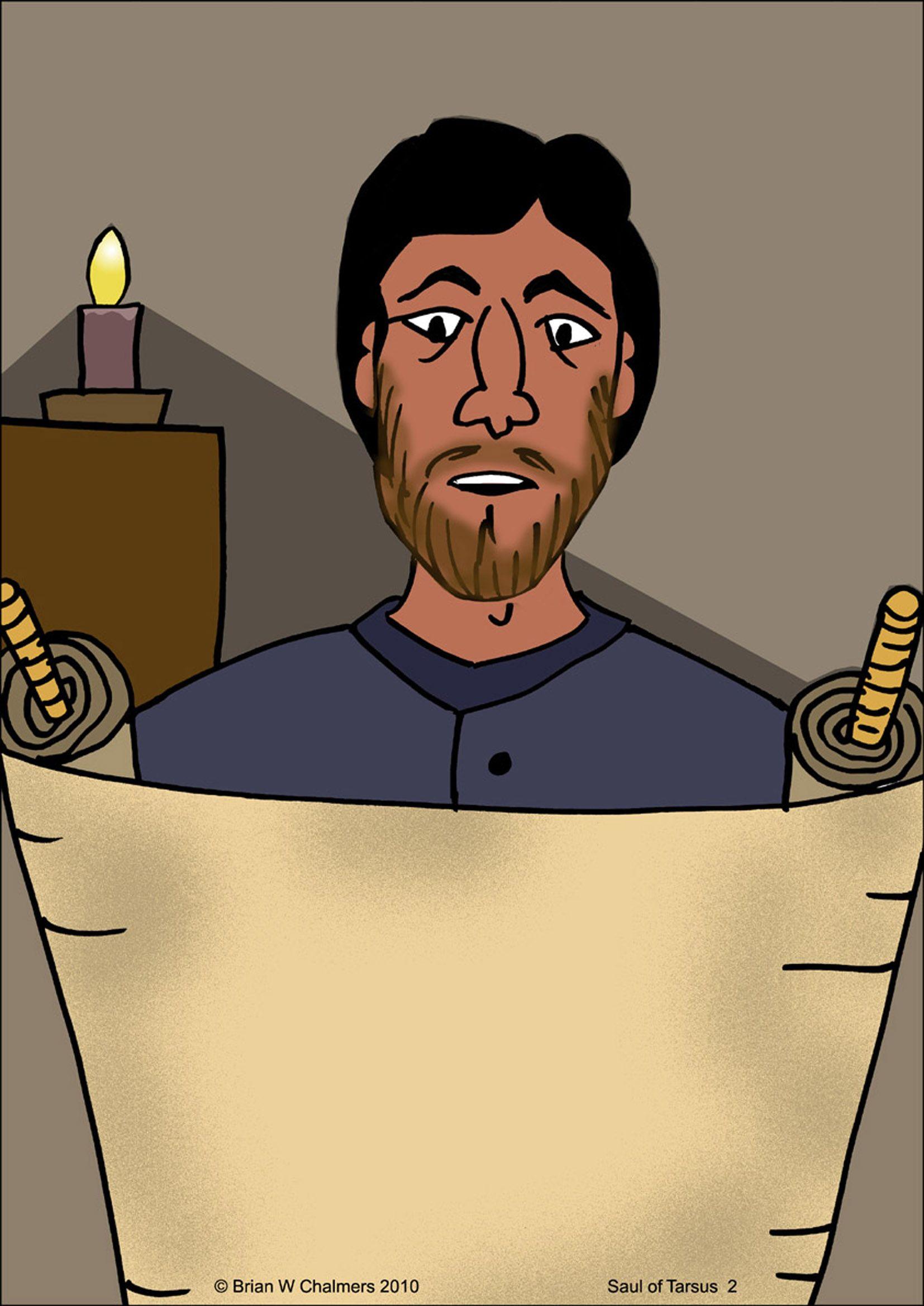 Free Saul Of Tarsus FlipChart