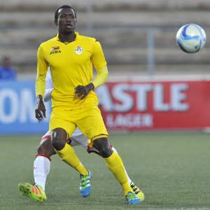 Charlton Mashumba