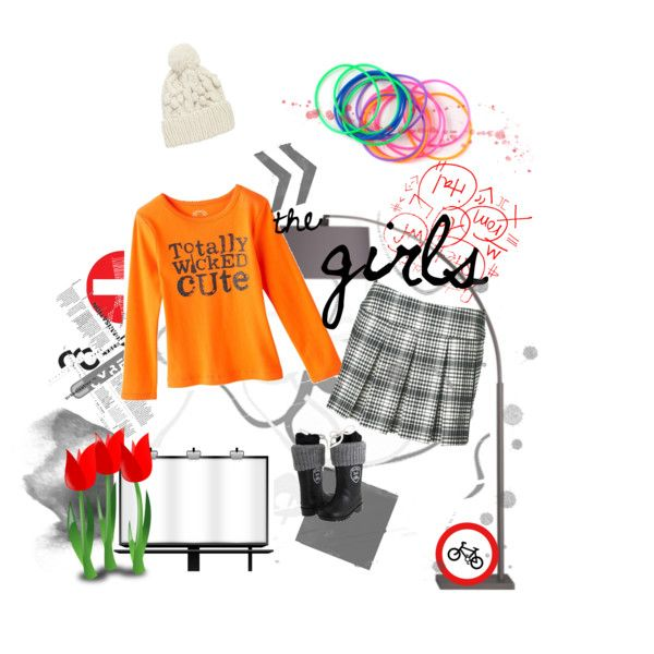 """Teen girl""  by terresekopp on Polyvore"