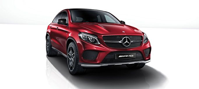 Make The Best Of Every Ground With Mercedes Gle 450 Amg Coup Get