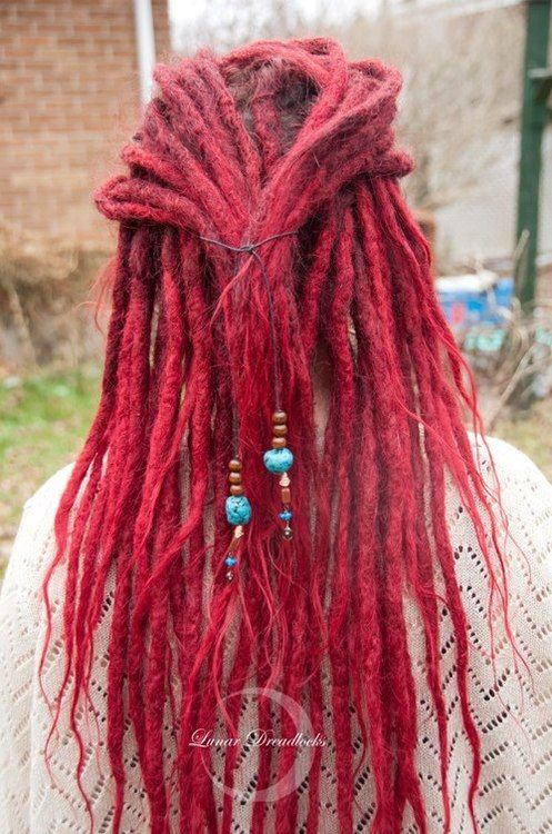red dreads - Google Search