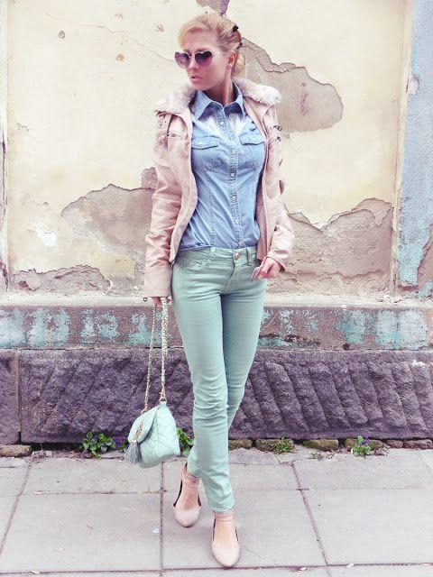 като маршмелоу/ like marshmallow | Fall winter outfits ... Ileana Melendez