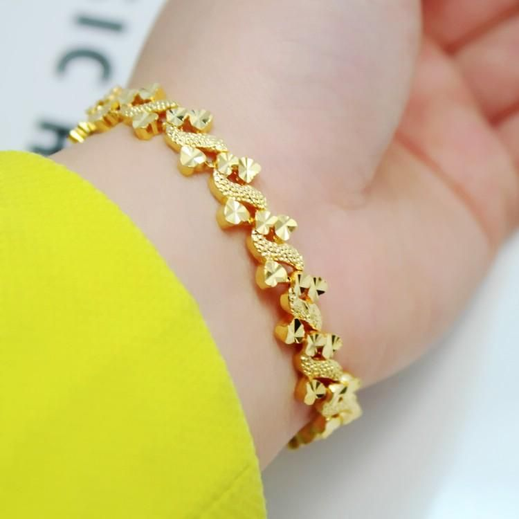 Pin By Dini Tasriva On Simple Gold Bracelet In 2019