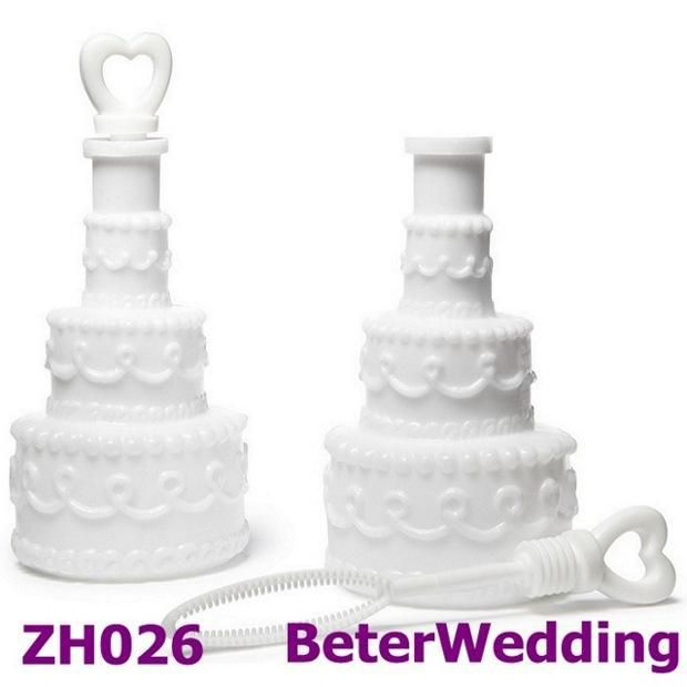 Free Shipping 72pcs Wedding Cake Bubble ZH026 Souvenir, favor Valentine's day http://shop140810574.taobao.com