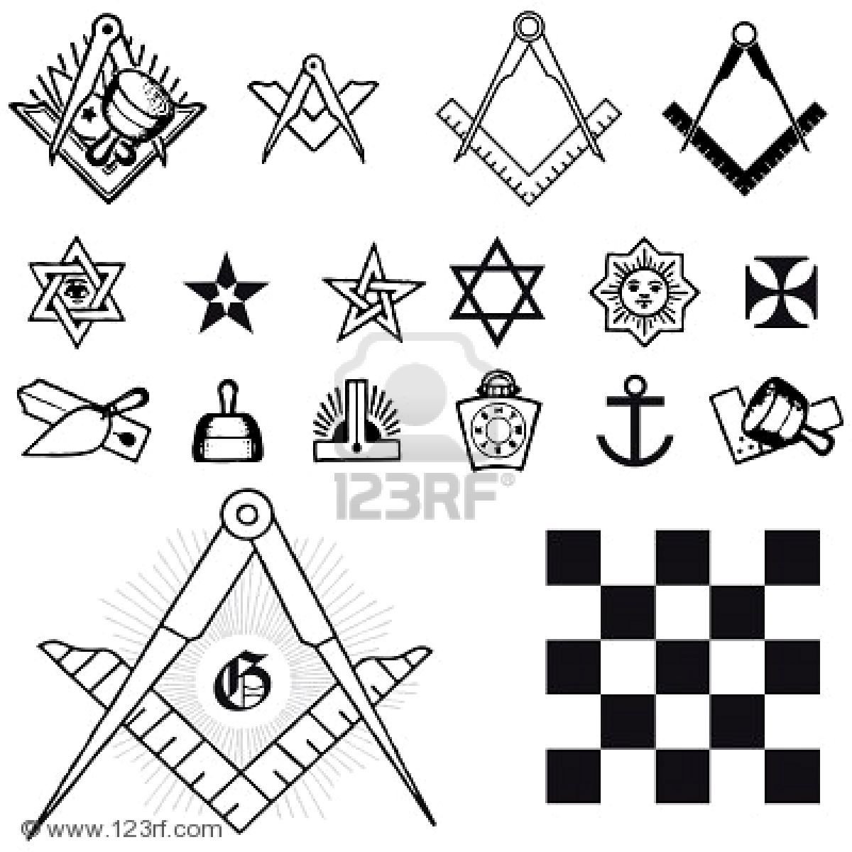 Anti Demonic Symbols Black Magic Witchcraft Power Of Three