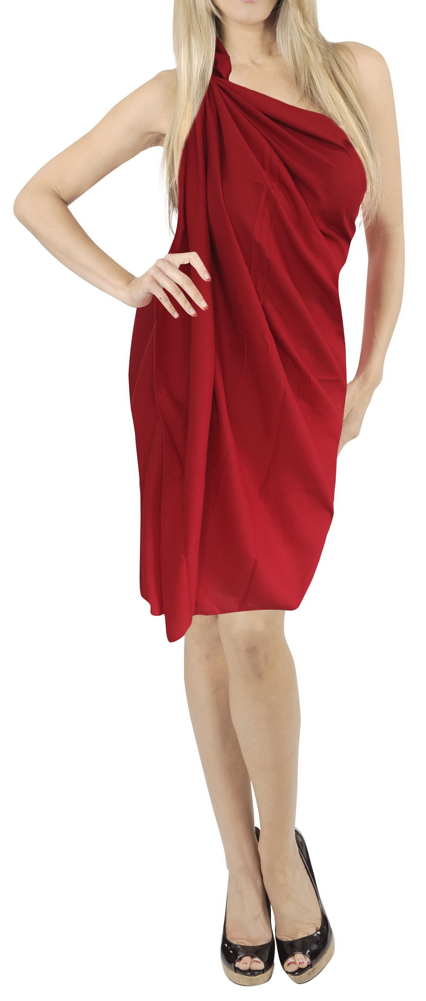 44e3cae681811 Sarong Wrap Beachwear Bathing Suit Swimwear Swimsuit Cover ups Pareo Skirt  Women#Bathing, #Suit, #Swimwear