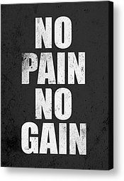Fitness Motivation Inspirational Print By Lab No 4 The Quotography Department Gym Quote Fitness Motivation Training Quotes