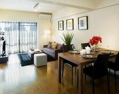 インテリアコーディネートプラン 1ldk一人暮らしのインテリア実例 参考レイアウト集 Naver まとめ Home Interior Ideas Para