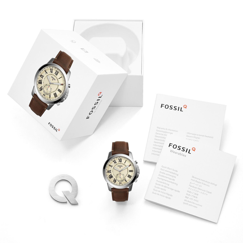 Q Grant Hybrid Smart Watch