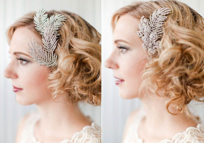 Want To Do Hair Down Want A Hair Accessory Not Sure What It Should Be But I Love The Wedding Hair Accessories Vintage Vintage Bridal Hair Wedding Hair Pieces