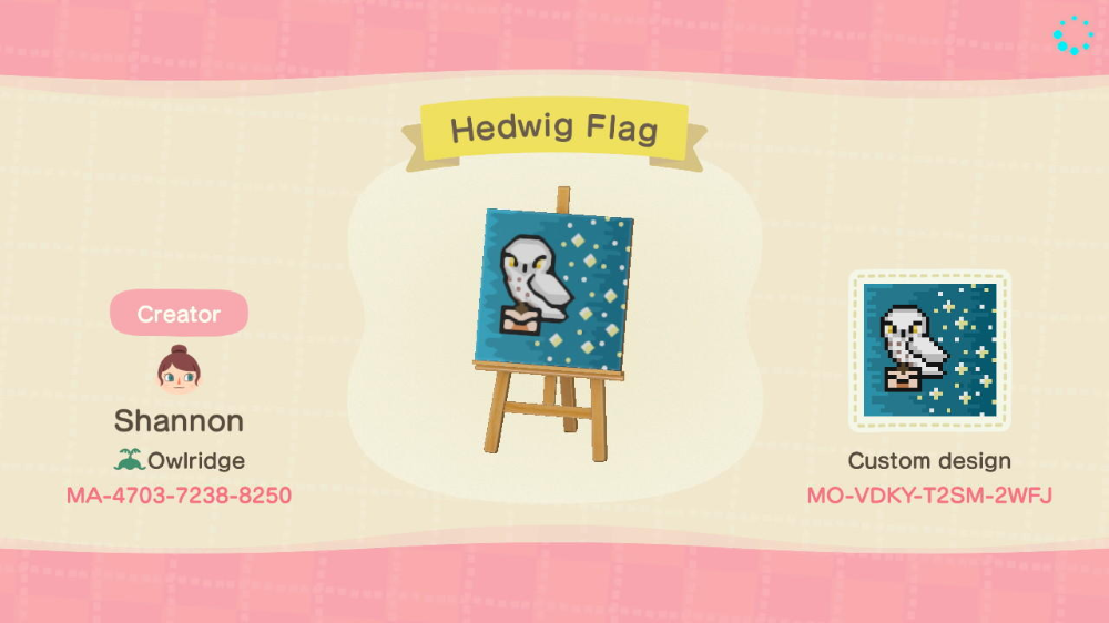 Hufflepuff Animal Crossing New Horizons Custom Design Animal Crossing Animal Crossing Guide Animal Crossing Qr